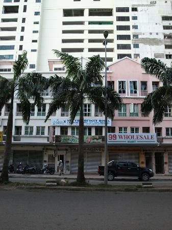 Borneo Seaview Hotel: The Hotel!