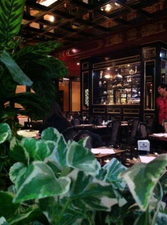 Mings Garden: Restaurant deco