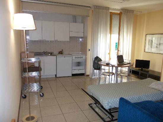 Residence Leopoldo: Common overview