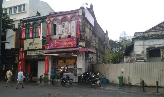 Photo of Asian Restaurant Restoran Sup Hameed at 48 Jln Penang, George Town, Malaysia