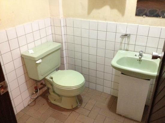 Altura Rooms & Suites : Banheiro