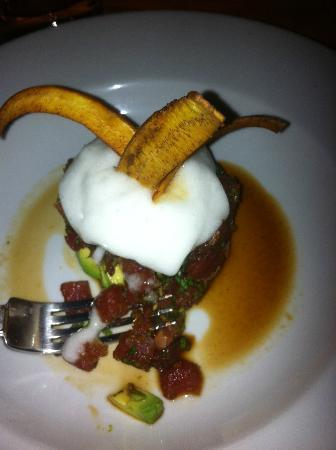 Imprevist: The best tuna tartar ever!