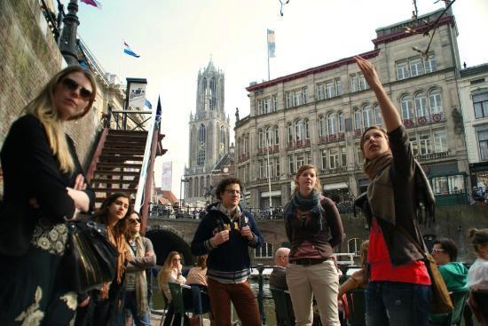 Utrecht Free Tours