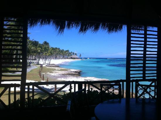 Club Med Punta Cana: View from restaurant