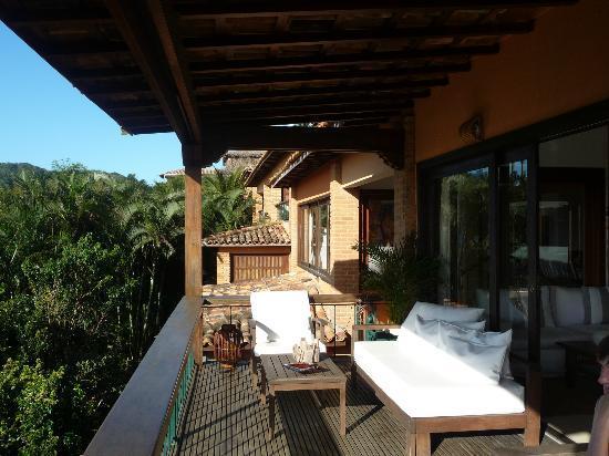 Porto Bay Buzios: balcony
