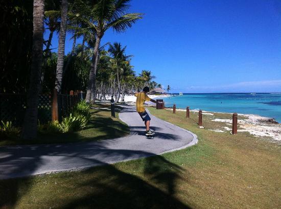 Club Med Punta Cana: Skate
