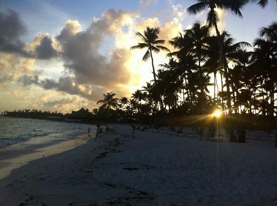 Club Med Punta Cana: Sunset