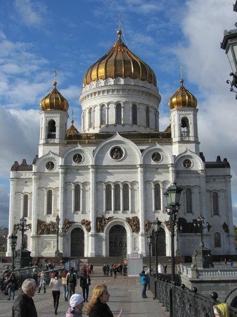 Moscow Private Tours : Church of the Ascension