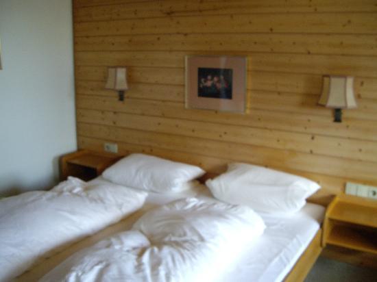 Hotel Hochfirst: chambre