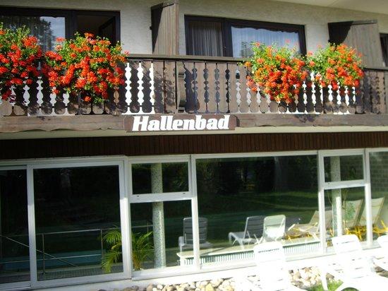 Hotel Hochfirst: piscine