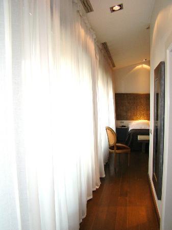 Hospes Palacio del Bailio: habitación deluxe
