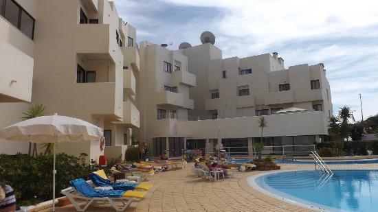 Santa Eulalia Hotel Apartamento & Spa: pool area