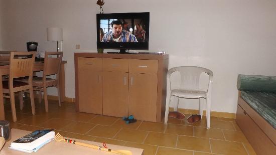 Santa Eulalia Hotel Apartamento & Spa: lounge