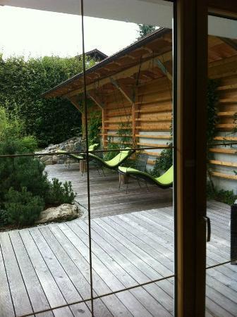 Naturlandhaus Krone: Relaxing Atmosphere