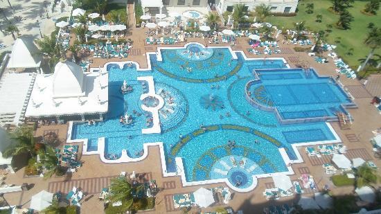 Hotel Riu Palace Aruba Piscina Linda