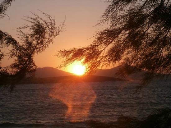 Siparos - amazing sunset