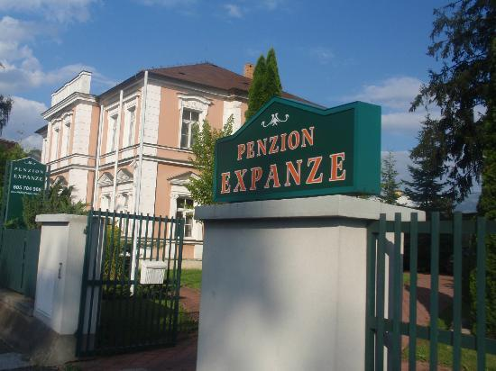 Penzion Expanze