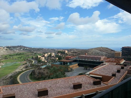 Sheraton Gran Canaria Salobre Golf Resort: View from room
