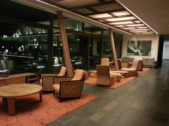 Sheraton Gran Canaria Salobre Golf Resort: Indoor seating area