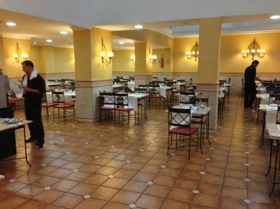 Hotel Eurostars Regina: Restaurant