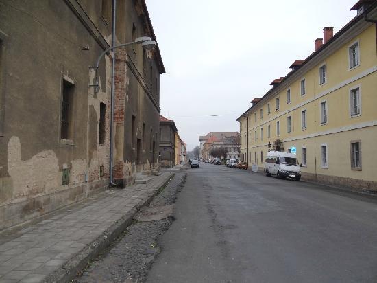 Magdeburska Kasarna (Magdeburg Barracks): Magdeburg Barracks