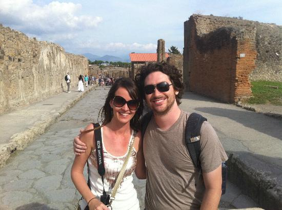 Private Tours of Pompeii