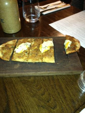 Cote Brasserie - Cambridge : A disappointing starter