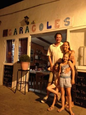 Restaurante Caracoles: ...und wieder ein Traum!!!