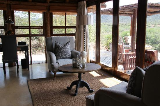 Kwandwe Great Fish River Lodge : Elegant lodge