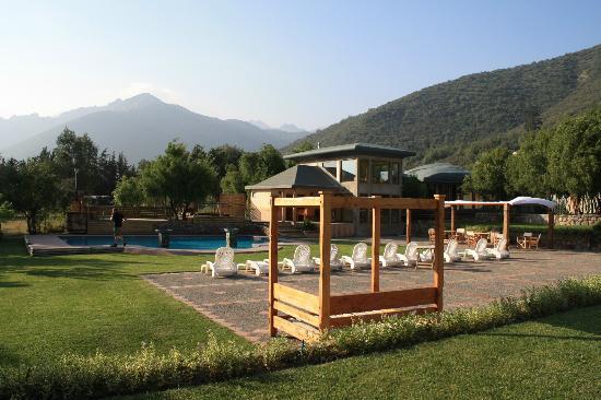 Hotel Qamaqi: Pool/Beach area