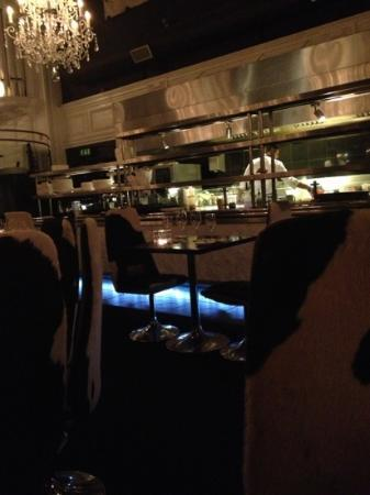 Gaucho Grill : great to watch the chefs at work!