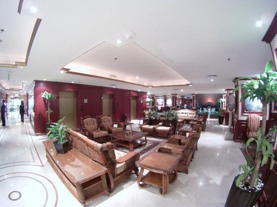 Hotel Al Shohada: Lobby & Lift