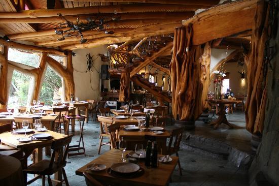 Casa Bosque: Inside
