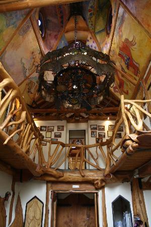 Casa Bosque : Inside