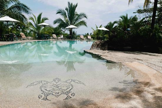 Popa Paradise Beach Resort: The pool