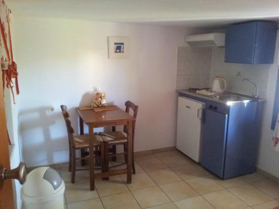 Hotel Lissos: cucina