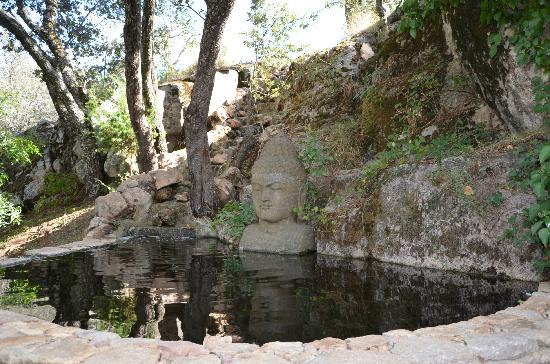 San Martin de Valdeiglesias, Spain: Rincón buda