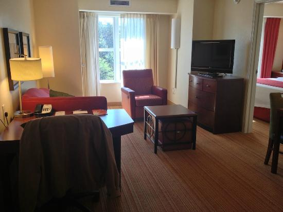 Residence Inn Fredericksburg: Look at the room