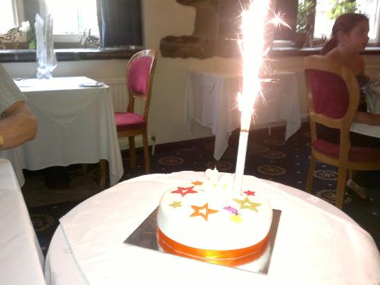 Santo's Higham Farm Hotel: To make the celebrations even more special