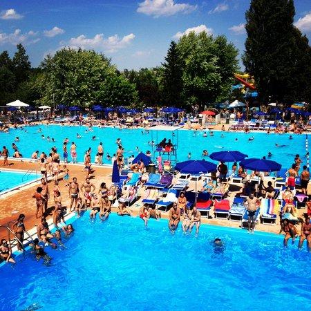 Corsie nuoto libero foto di asti lido 2000 piscine asti - Corsie per piscine ...