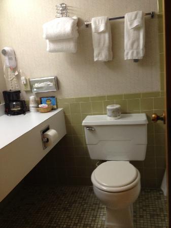 Baxter Park Inn: Bathroom