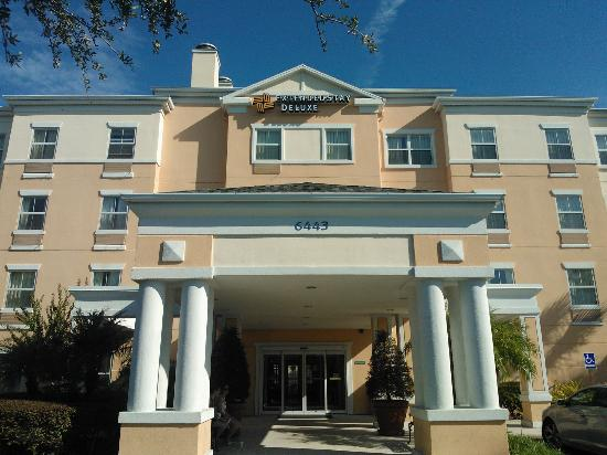 Extended Stay America - Orlando - Convention Ctr - 6443 Westwood: Front of building