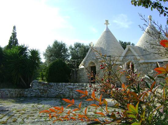 Villa Castelli, Италия: trullo aia 1 e 2