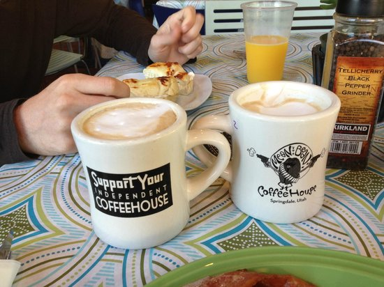 Deep Creek Coffee Co. : colazione