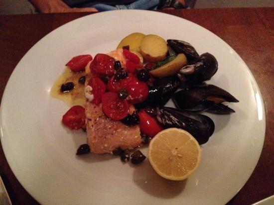 La Finestra: Delícia de salmão