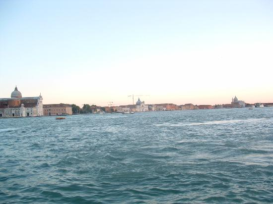 Bed & Breakfast Venice Rooms House: View from the boat that takes you to Piazza San Marco in 10 minutes