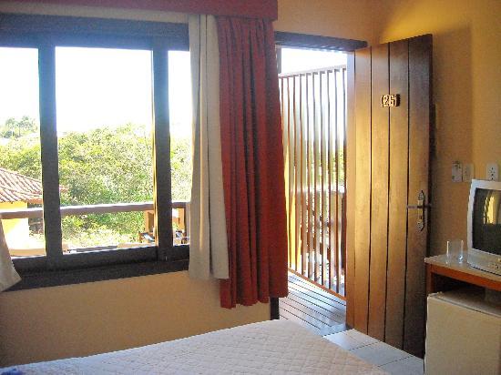 Hotel La Foret: habitación