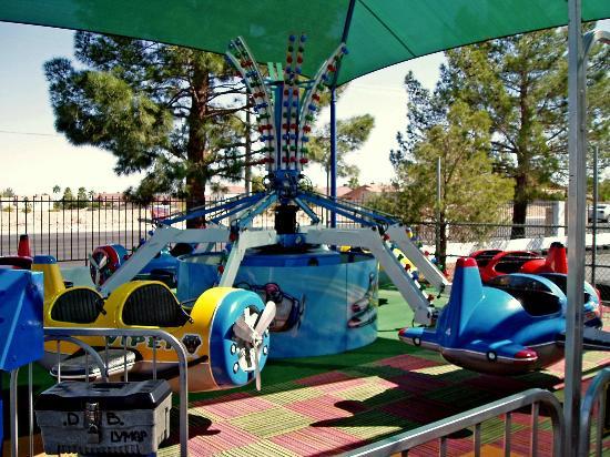 Las Vegas Mini Gran Prix Family Fun Center: Kiddie Ride