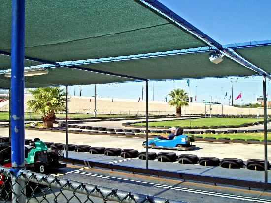 Las Vegas Mini Gran Prix Family Fun Center: Go Cart Track