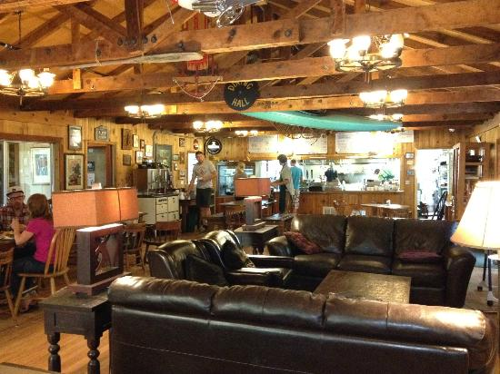 Kitchen Area Picture Of Yosemite Bug Rustic Mountain